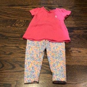 Adorable Ralph Lauren baby set - GREAT CONDITION